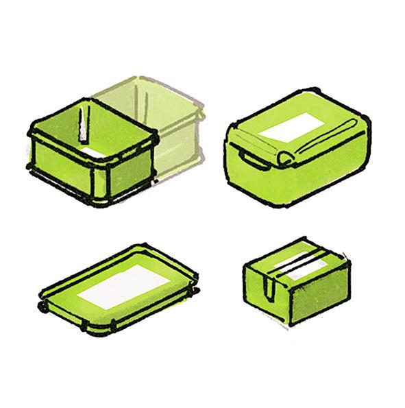 kleinteilelager_flexible_transportbehaelter