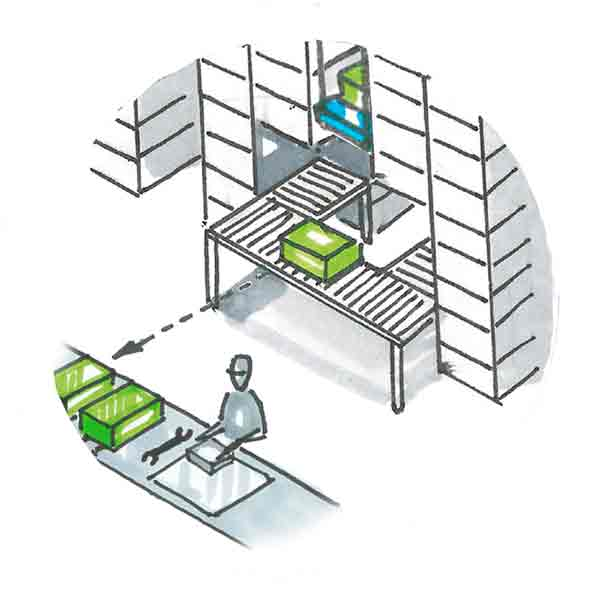 material_in_die-produktion_kleinteilelager